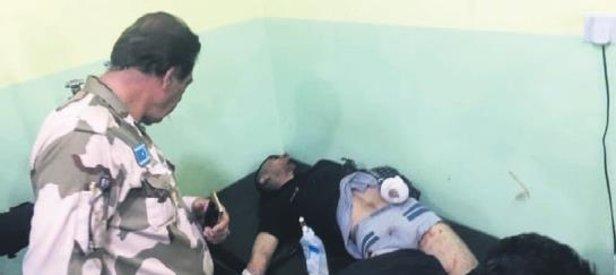 Türkmen vekilin evi bombalandı