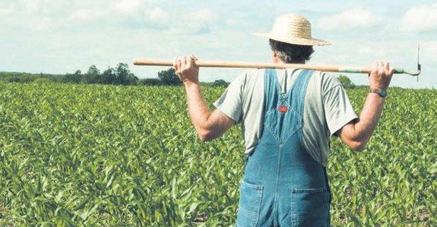 Çiftçinin borcuna 36 ay vade