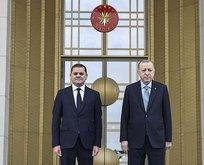 Başkan Erdoğan ve Dibeybe'den ortak açıklama!