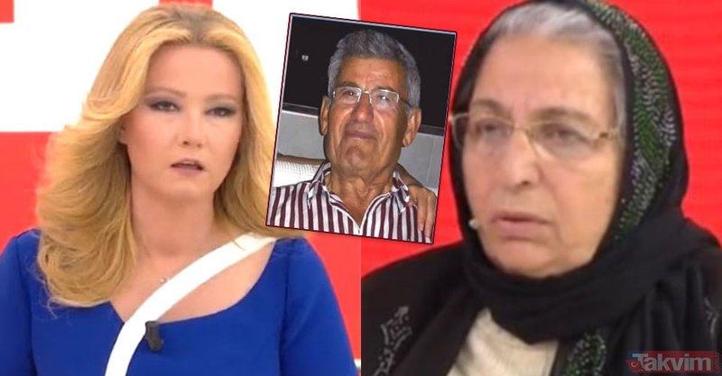 Müge Anlı'aki Asım Bayram cinayetinde şok eden detay! Ferluga Hanım'ın ifadesi ortaya çıktı