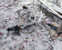 Hatay Valiliği: 18 sivil hayatını kaybetti