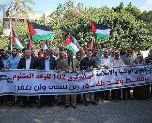 Arap ülkelerinden Hamas'a skandal ABD şartı
