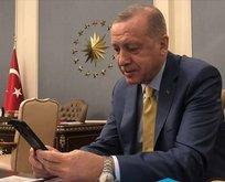 Depremzede aile Başkan Erdoğan'a duacı