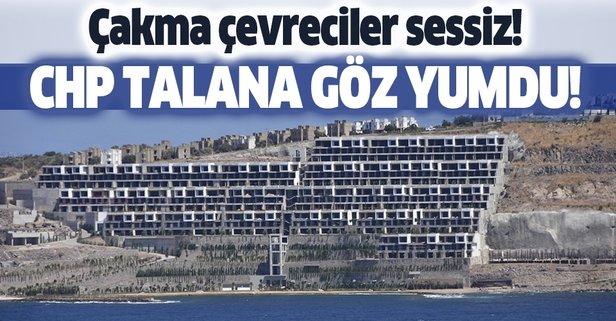 CHP'li belediyeler Bodrum'daki talana göz yumdu!