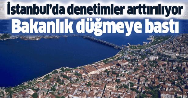İstanbullu'nun şikayetleri sonrası bakanlık düğmeye bastı