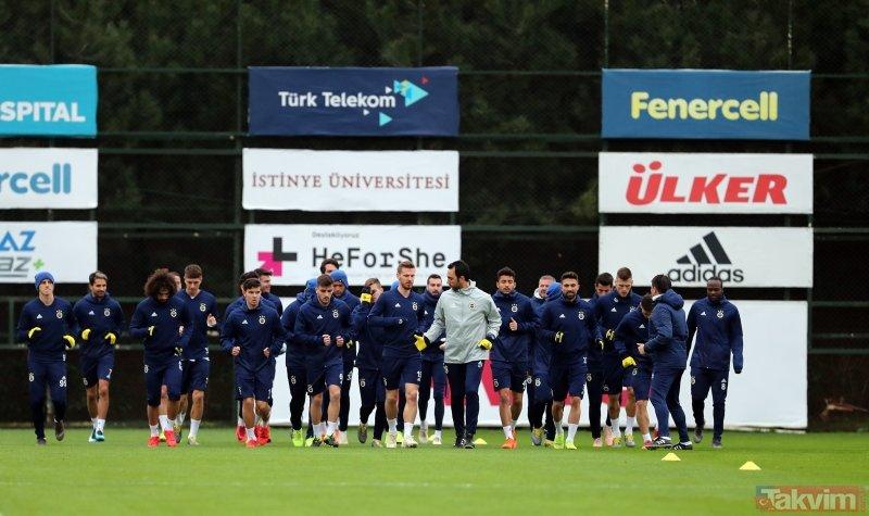 Ersun Yanal 14 ismin üstünü çizdi! İşte Fenerbahçe'den ayrılacak oyuncular
