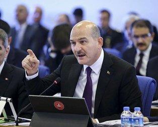Bakan Soylu açıkladı: Büyük operasyon başlayacak