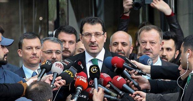 İstanbul seçimleri iptal mi oldu?