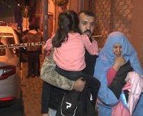 Fatih'te korkutan yangın! 22 kişi kurtarıldı