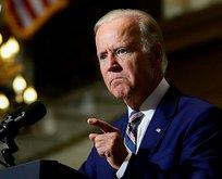 Muhalefete tepki: Biden'ın açtığı yolda kurduğu ülküde...