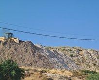 CHP'li belediyeden bir çevre katliamı daha