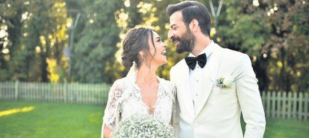 Hande Soral evlendi