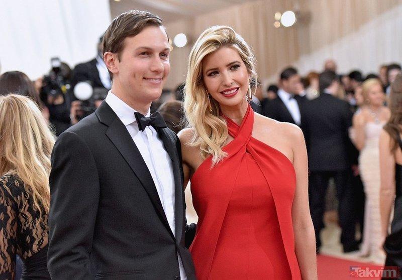 Trumpın kızı ve damadının kazancı açıklandı