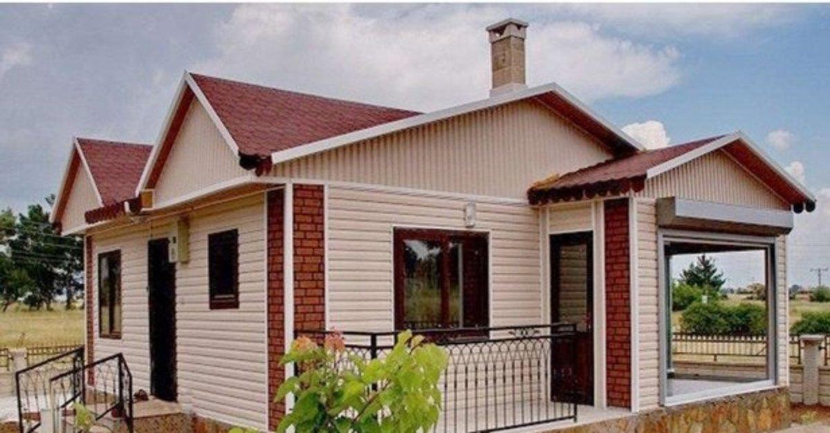 ev yapana hibe prefabrik ev fiyatlari