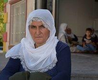 Kahraman anne çocuğunu PKK'nın elinden söke söke aldı