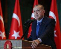 Başkan Erdoğandan 29 Ekim mesajı