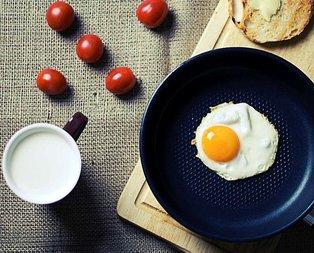 Kansızlığa yumurta