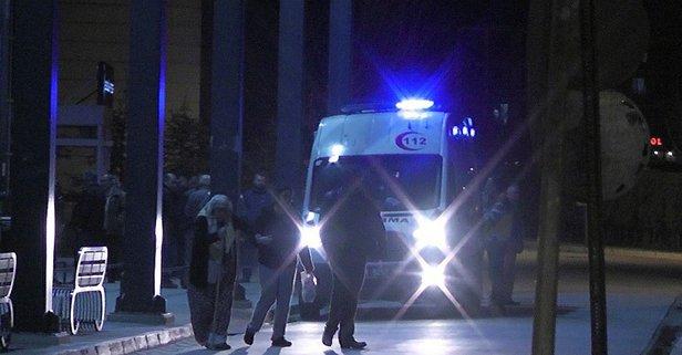 İzmir'de kahvehaneye silahlı saldırı: 2 yaralı