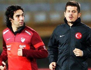 Arda Turan'dan Emre Belözoğlu itirafı! İkili hakkında şaşırtan gerçek!