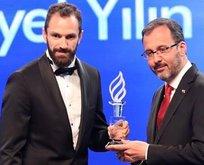Yılın Sporcusu ödülü Ramil Guliyev'in oldu