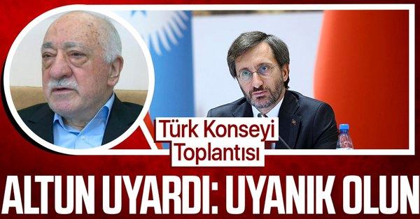 Προειδοποίηση του FETO από τον Διευθυντή Προεδρικών Επικοινωνιών Fahrettin Altun προς το Τουρκικό Συμβούλιο: Να είστε προσεκτικοί