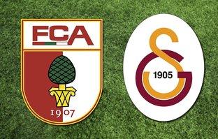 Augsburg Galatasaray maçı ne zaman?