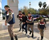 PKK'lı hain intihar etti
