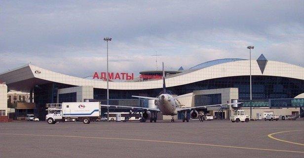 Almati Havalimanı 'TAV'landı
