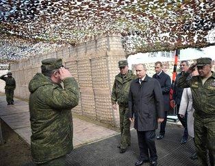 Putin Vostok-2018 tatbikatına katıldı