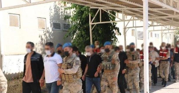 Diyarbakır'da narko-terör operasyonu! Hepsi yakalandı