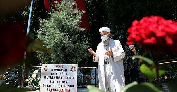 Şehit kaymakamın babasından Kılıçdaroğlu'na tepki