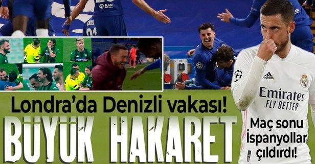 Chelsea kazandı Hazard'a tepki yağdı