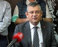Özgür Özel CHP'lilerden linç yedi