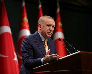 BaşkanRecep Tayyip Erdoğan'dan CHP Genel Başkanı'na tepki: Hezeyan olan bir sürü zırvayı arka arkaya sıraladı
