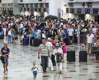 Antalya 11 milyon turiste yaklaştı