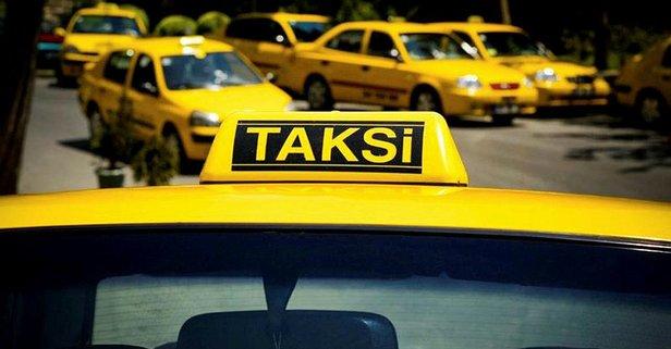 Bakanlıktan taksiciler için flaş talimat