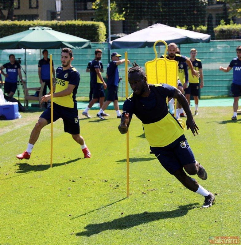 Fenerbahçe'ye Kolarov transferinde büyük şok