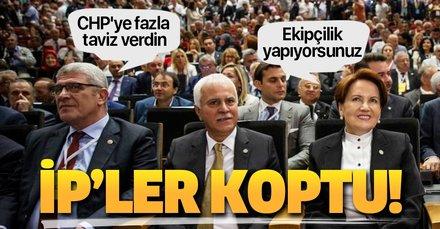 İyi Parti karıştı! Tepe yönetimi Akşener'i suçluyor
