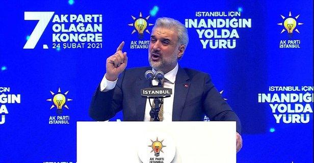 AK Parti İstanbul İl Yönetim Kurulu belli oldu!