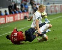 Nice Lille'i adeta gole boğdu!