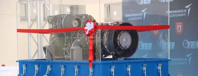 İlk yerli helikopter motoru başarıyla teslim edildi