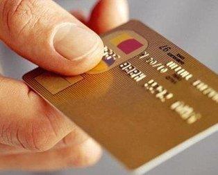 Kredi kartı uyarısı