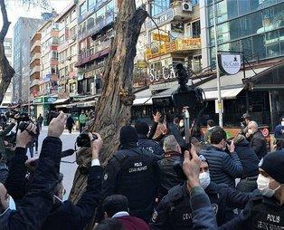 Ankara'da 'Boğaziçi Üniversitesi' bahanesiyle provokasyona soyunan 30 kişi gözaltına alındı!