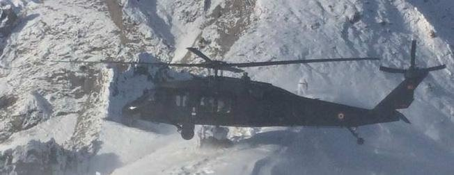PKK'ya -25 derecede operasyon