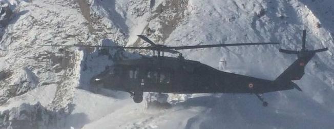 PKKya -25 derecede operasyon