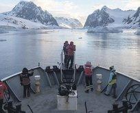 Antarktika'da Türk üssünün bulunduğu adanın adı nedir?
