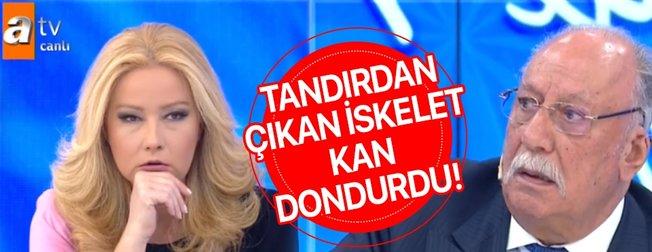 Müge Anlı'daki Celalettin Polat olayı kan dondurdu! Tandırda iskeleti bulundu, iddialar tüyler ürpertti