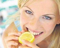 Sağlıklı bayramın anahtarı limonata