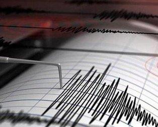Son dakika: Erzurum'da korkutan deprem!   Kandilli Rasathanesi son depremler