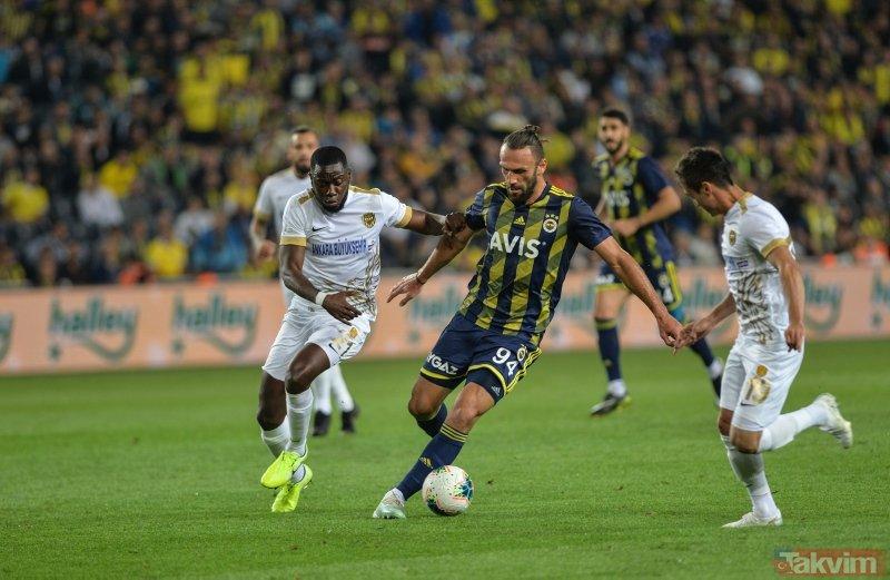 Süper Lig'de 5. hafta sona erdi! İşte güncel puan durumu...